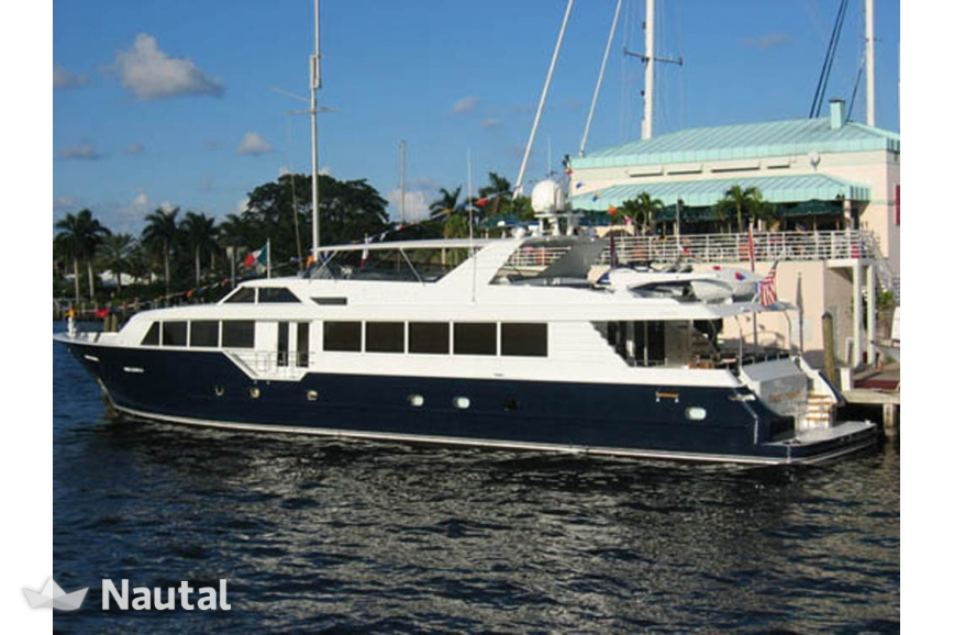 Noleggiare yacht custom 118ft in key west florida keys for Stile key west
